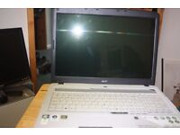 "ACER Aspire 7520 17"" Laptop"