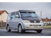 VW T5 Camper For Sale £8000 ono