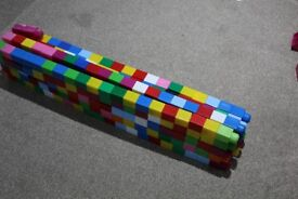 Amazing huge bundle of Mega Bloks (300blocks plus, 17+kg)