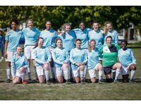 NEW PLAYERS WANTED - LONDON WOMENS FOOTBALL CLUB ladies international female soccer team