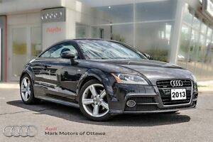 2013 Audi TT 2.0T Premium (S tronic) - JUST REDUCED