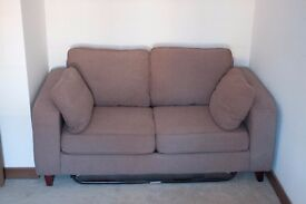 Sprung Sofa Bed for sale