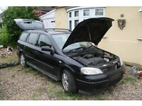 Vauxhall Astra MK4 Petrol Breaking For Parts