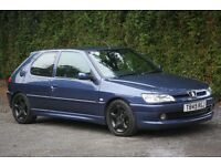Peugeot 306 GTI 6 - Low Mileage only 84,300