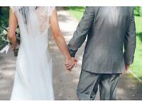 Suzanne Neville designer Wedding Dress - Primrose (Original price £2,500)