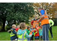 OUTSTANDING nursery seeks Nursery Practitioners and CHEF- Parking available