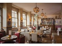 Waiters & waitress required for Cubitt House