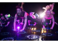 Join the Latest Fitness Craze Boogie Bounce Xtreme Kennington