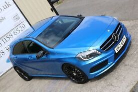LATE 2012 MERCEDES A200 1.8 CDI AMG SPORT 134BHP 5DR HATCHBACK (FINANCE & WARRANTY AVAILABLE)