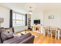 LOVELY BRIGHT SECOND FLOOR FLAT/ ONE DOUBLE BEDROOM /WOOD FLOORS THROUGHOUT/ OPEN PLAN LIVING SPACE