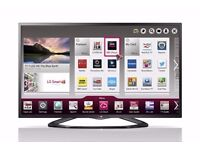 """32"""" LG 32LN578V Full HD 1080p LED SMART TV with WiFi freeview HD 3xHDMI 3xUSB VGC can deliver"""