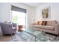 ~HUGE 1BEDROOM FLAT WITH AN AMAZING VIEW ON THE GARDEN~READY TO MOVE IN~LIFT~PORTER~FULLY FURNISHED