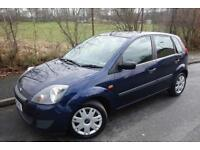 2006 Ford Fiesta 1.4 TDCI DIESEL 5dr, £30 Road tax, LOW MILEAGE, ONLY 54,000 MILES HPI corsa yaris