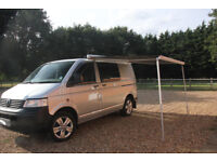 VW T5 Transporter 2.5 Campervan 2007