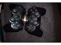 PS3 Official Dual Shock 3 ControllerS