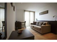 Kilburn Park . Well presented self-contained studio with own balcony in modern building.