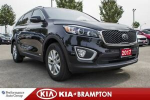 2017 Kia Sorento LX AWD NON-RENTAL. SAT RDIO. BLUETOOTH. HTD SEA