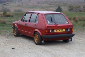Mk1 Series 1 VW Golf GLS