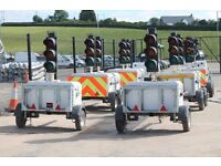 LARGE SELECTION OF PIKE XL2 HYBRID/DIESEL FAST TOW TRAFFIC LIGHTS