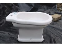 Aston Matthews Carlton Bidet; single tap hole. Unused; with box