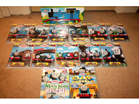 Large Collection of Thomas The Tank Engine DVDs