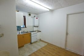 *INCLUDES COUNCIL TAX* DOUBLE STUDIO WITH SEPARATE KITCHEN & OWN W.C IN TRENDY QUEENS PARK NW6