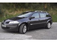 Renault magane 2.0 privilegend dci estate diesel 2006