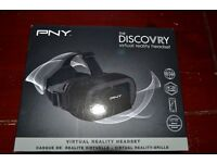 THE DISCOVRY VIRTUAL REALITY HEADSET