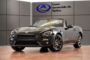 2017 Fiat 124 Spider Abarth LUXE CUIR NAV TURBO FREINS BREMBO