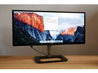 "LG IPS 29UB65-P 29"" LED LCD Monitor, built-in Speakers (Super Wide & MINT!) MAC"