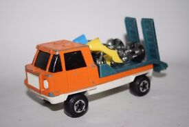 LONE STAR KINGS OF THE ROAD PICK UP TRUCK LORRY TRANSPORTER 2 BIKES DC Comics