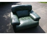 3 seater settee and 2 arm chairs