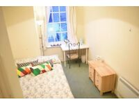 Master en-suite room in Shoreditch near Liverpool Station.