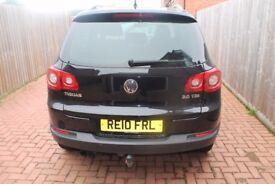 *REDUCED*Excellent Volkswagen Tiguan 2.0 TDI SE 4Motion 5dr Black