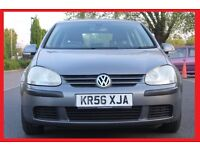 VOLKSWAGEN GOLF 2006 AUTOMATIC 1.6 FSI SE 5DR REDUCE PRICE £25OO TO £1900 QUICK SALE