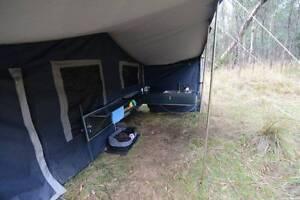 Tru Blu Camper Trailers Beaumaris Bayside Area Preview