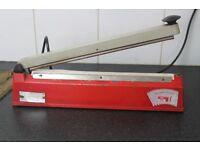 Commercial sealer
