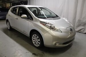 2015 Nissan LEAF S (QUICK CHARGE)