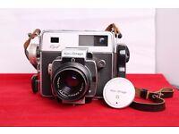 KONI OMEGA Film Camera