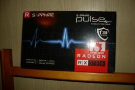 Sapphire RX 560 2GB OC Graphics card GPU 1300MHz Overclock Edition Gaming Mining