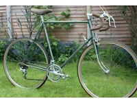 Large Classic Raleigh Royal Reynolds 531 Vintage 1982 Retro City Racing Racer Bike Eroica