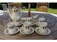 Lovely vintage Paragon coffee set