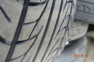225 50 17 tires, Uniroyal tiger Paw.