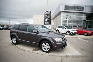 2014 Dodge Journey CVP / SE Plus - Carproof Clean!!