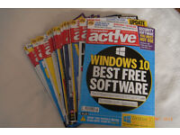 ComputerActive computer magazines up to October 2016