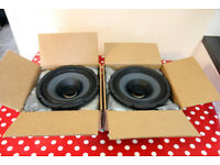 "2 x Eminence B102 10"" Bass Guitar or Full Range Speakers"