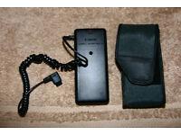 CANON BATTERY PACK E - (External flashgun battery pack)