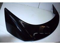 Honda Civic OEM Type R Spoiler 2006-2011 FN, FN2 - Night hawk black