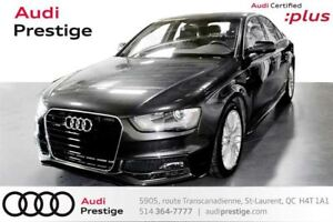 2014 Audi A4 LAND OF QUATTRO