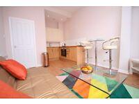1 Bed Stylish Furnished Apartment, Shettleston Rd